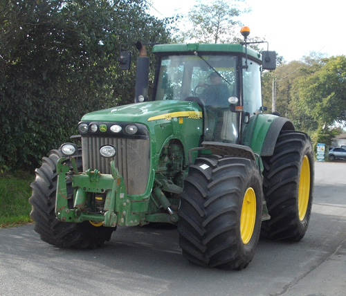 John Deere Tractor Tyre : Wheel modification buy online at agrigear ireland s