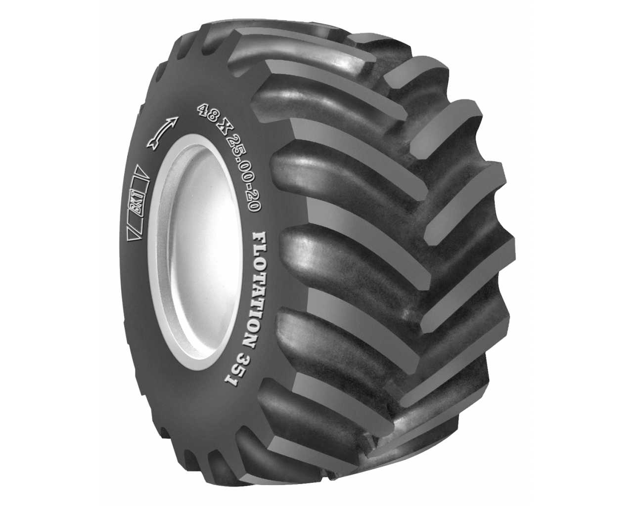 48/31X20 BKT FL-351 12PR TL - Buy online at Agrigear, Ireland's tyre and wheel specialists